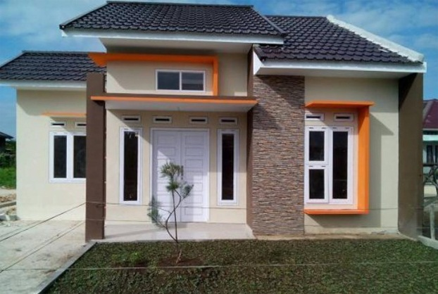 Desain Rumah Type 45 Modern Dinas Perumahan Kawasan Permukiman Dan Pertanahan